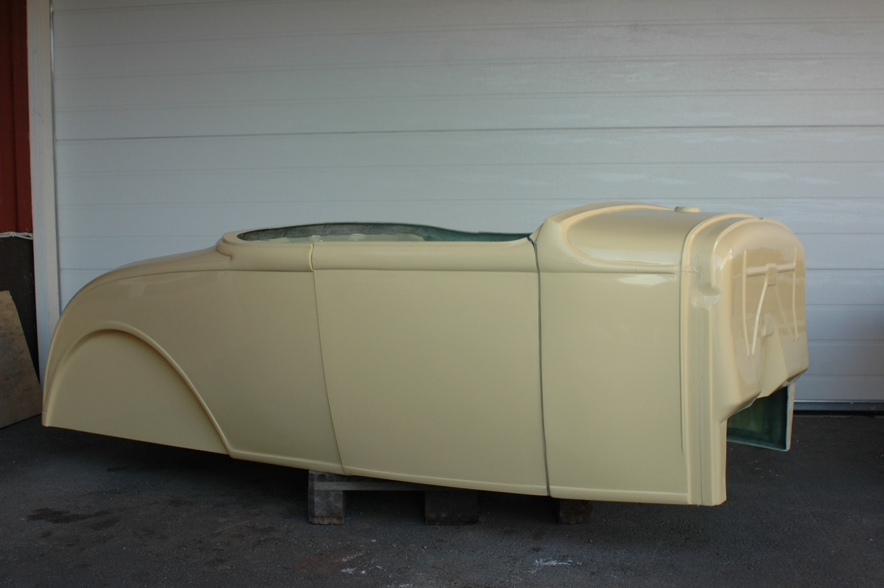 30/31 A ford roadster